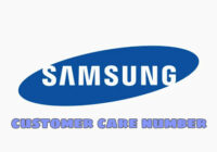 Samsung Customer care Number