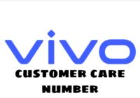 Vivo Customer care Number