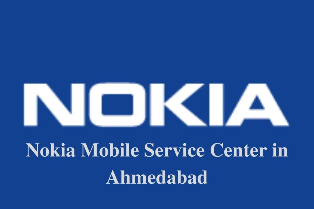Nokia Mobile Service Center in Ahmedabad